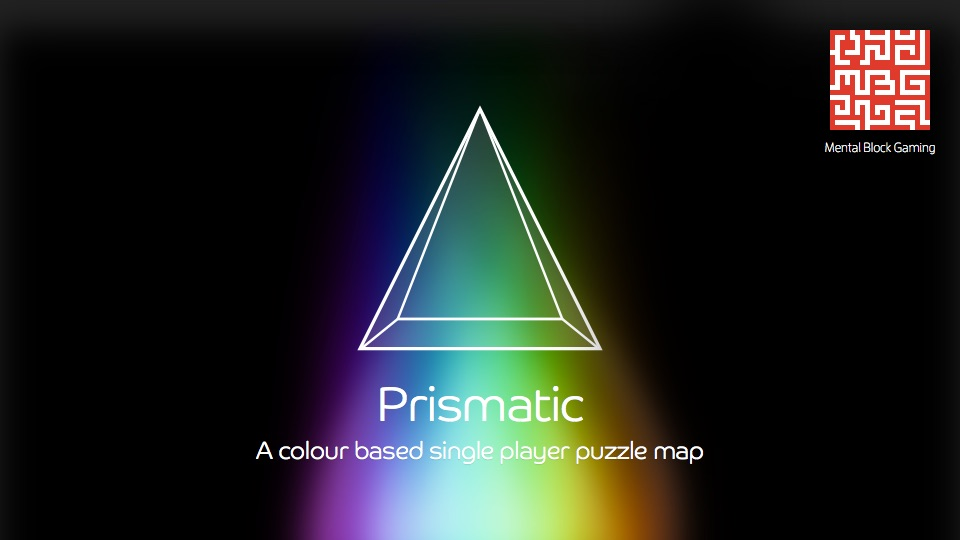Prismatic - A colour based single player Minecraft puzzle map
